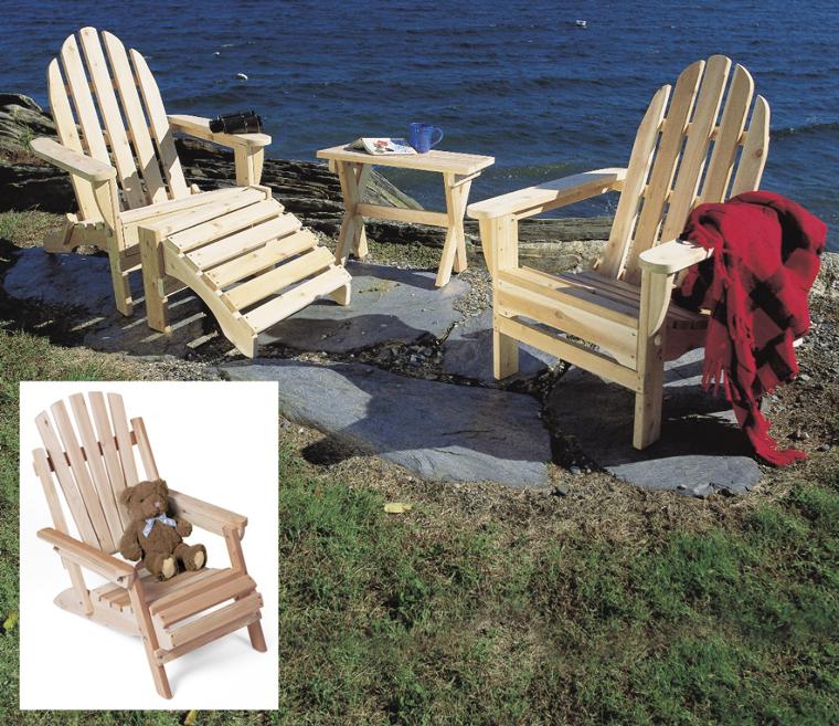 Heavy Duty Sun Lounger, Adirondack Chairs Cedar Looks